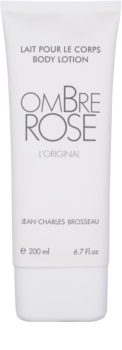 Jean Charles Brosseau Ombre Rose Body Lotion for Women 200 ml
