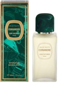 Jean Couturier Coriandre Eau de Toilette for Women 100 ml