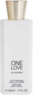 Jean-Louis Scherrer One Love leite corporal para mulheres 150 ml