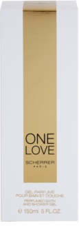 Jean-Louis Scherrer  One Love tusfürdő nőknek 150 ml