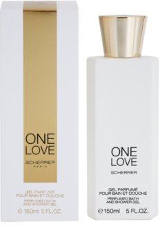 Jean-Louis Scherrer One Love tusfürdő gél nőknek 150 ml