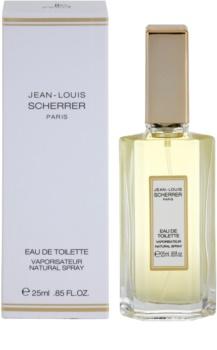 Jean-Louis Scherrer Jean-Louis Scherrer 1979 eau de toilette pour femme 25 ml