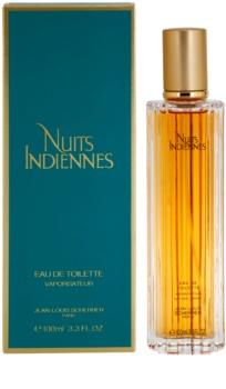 Jean-Louis Scherrer Nuits Indiennes eau de toilette pentru femei 100 ml