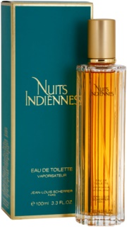 Jean-Louis Scherrer Nuits Indiennes Eau de Toilette voor Vrouwen  100 ml
