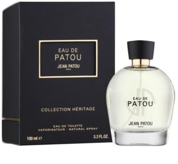 Jean Patou Eau de Patou toaletní voda unisex 100 ml