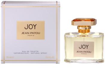 Jean Patou Joy Eau de Toilette für Damen 75 ml