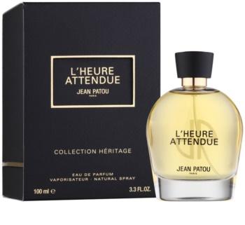Jean Patou L'Heure Attendue Eau de Parfum für Damen 100 ml