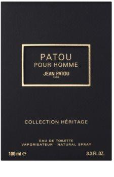 Jean Patou Patou pour Homme woda toaletowa dla mężczyzn 100 ml