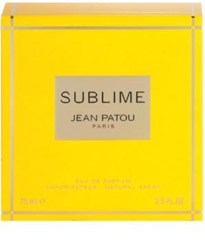 Jean Patou Sublime eau de parfum per donna 75 ml