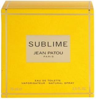 Jean Patou Sublime toaletní voda pro ženy 75 ml