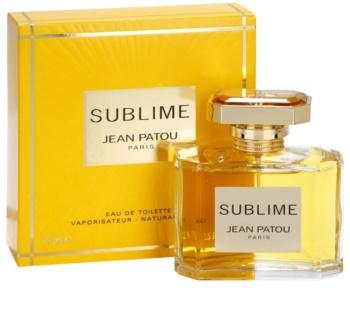 Jean Patou Sublime Eau de Toilette for Women 75 ml