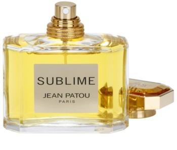 Jean Patou Sublime eau de toilette per donna 75 ml