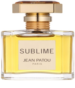 Jean Patou Sublime Eau de Toilette Damen 50 ml