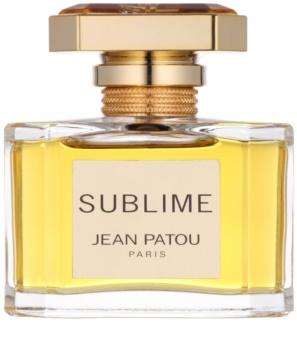 Jean Patou Sublime Eau de Toilette voor Vrouwen  50 ml
