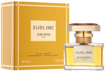 Jean Patou Sublime Eau de Toilette for Women 30 ml