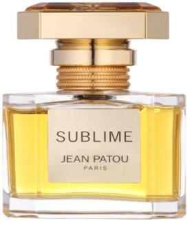 Jean Patou Sublime eau de toilette hölgyeknek 30 ml