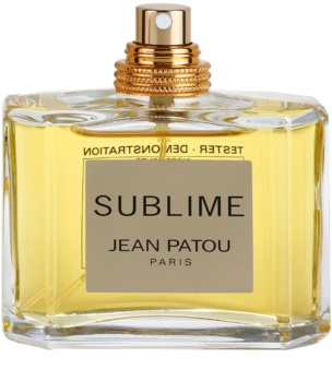 Jean Patou Sublime woda toaletowa tester dla kobiet 75 ml