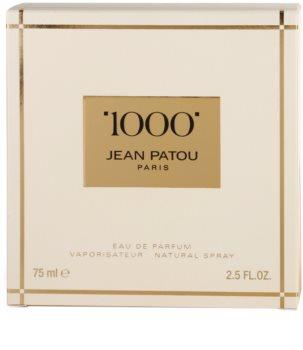 Jean Patou 1000 eau de parfum per donna 75 ml