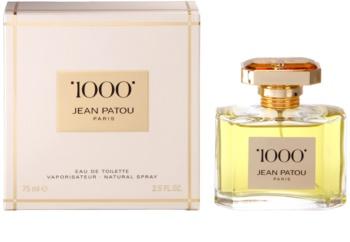 Jean Patou 1000 toaletna voda za ženske 75 ml