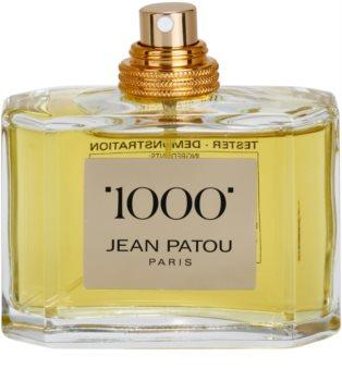 Jean Patou 1000 Parfumovaná voda tester pre ženy 75 ml
