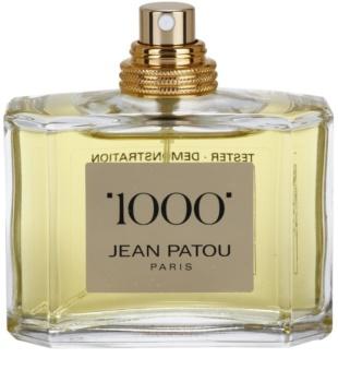 Jean Patou 1000 woda toaletowa tester dla kobiet 75 ml