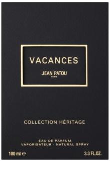Jean Patou Vacances eau de parfum per donna 100 ml