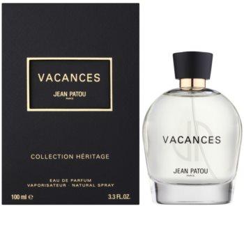 Jean Patou Vacances eau de parfum nőknek 100 ml