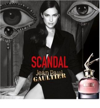 Jean Paul Gaultier Scandal eau de parfum para mulheres 80 ml