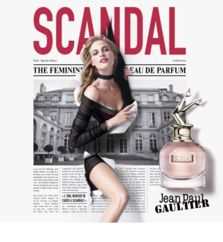 Jean Paul Gaultier Scandal Eau de Parfum for Women 80 ml