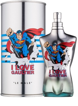 Jean Paul Gaultier Le Male Eau Fraîche  Superman eau de toilette per uomo 125 ml