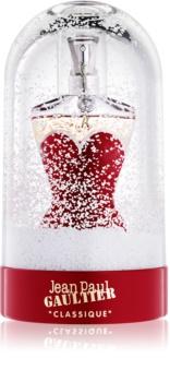 Jean Paul Gaultier Classique Christmas Collector Edition 2017 eau de toilette pour femme 100 ml edition limitée