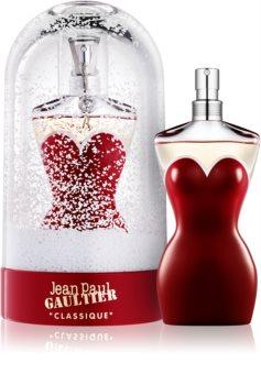 Jean Paul Gaultier Classique Christmas Collector Edition 2017 eau de toilette pentru femei 100 ml editie limitata