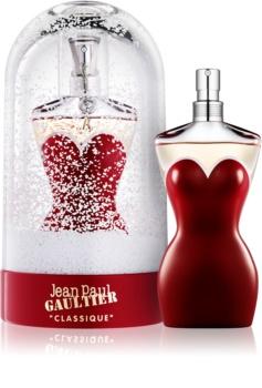 Jean Paul Gaultier Classique Christmas Collector Edition 2017 woda toaletowa dla kobiet 100 ml edycja limitowana