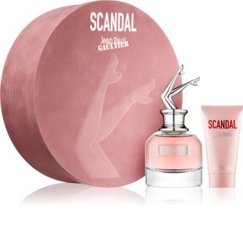 Jean Paul Gaultier Scandal dárková sada I.
