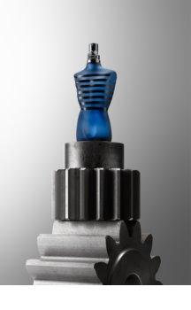 Jean Paul Gaultier Le Male Ultra eau de toilette férfiaknak 125 ml
