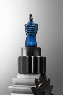 Jean Paul Gaultier Ultra Male eau de toilette férfiaknak 125 ml