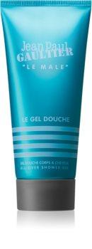 Jean Paul Gaultier Le Male gel de dus pentru bărbați 200 ml