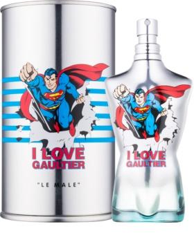 Jean Paul Gaultier Le Male Eau Fraîche  Superman eau de toilette férfiaknak 75 ml