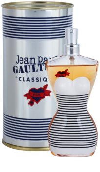 Jean Paul Gaultier Classique The Sailor Girl in Love eau de toilette per donna 100 ml edizione limitata Couple Edition 2013