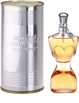 Jean Paul Gaultier Classique toaletní voda pro ženy 75 ml náplň