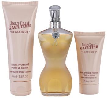 Jean Paul Gaultier Classique coffret cadeau V.