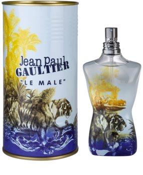 Jean Paul Gaultier Le Male Summer 2015 Eau de Cologne para homens 125 ml