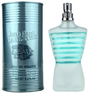 Jean Paul Gaultier Le Beau Male toaletní voda pro muže 125 ml
