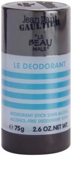 Jean Paul Gaultier Le Beau Male dédorant stick pour homme 75 g