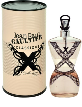 Jean Paul Gaultier Classique X Collection L'Eau Eau de Toilette for Women 100 ml