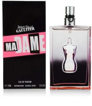 Jean Paul Gaultier Ma Dame Eau de Parfum parfémovaná voda pro ženy 75 ml