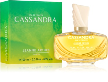 Jeanne Arthes Cassandra Eau de Toilette voor Vrouwen  100 ml