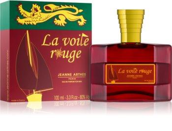 Jeanne Arthes La Voile Rouge parfumovaná voda pre mužov 100 ml