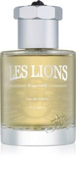 Jeanne Arthes Les Lions D´arthes toaletná voda pre mužov 100 ml