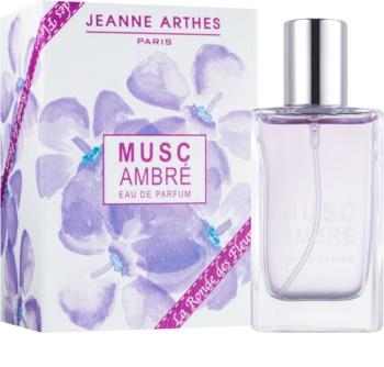 Jeanne Arthes La Ronde des Fleurs Musc Ambré parfumovaná voda pre ženy 30 ml
